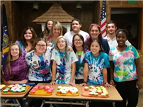 French Club Bake Sale Benefits Gambian Girl
