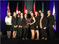 Mock Trial Team Earns Spirit of Empire Award