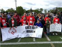 EI's 17 Student-Athletes Earn 21 Medals at Special Olympics