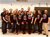 East Islip's Secondary Superheroes of Pi