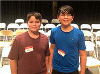 Beaumont Wins MS Spelling Bee