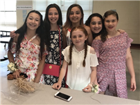 JFK and RCK Fifth-Graders Get in the 'Mix'
