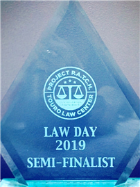 Mock Trial Team Makes Semifinals at Law Day Event 3